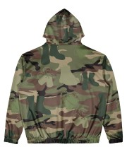 PROUD TO HAVE SERVED Men's All Over Print Hoodie back