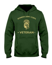 WAC VETERAN Edition Hooded Sweatshirt front