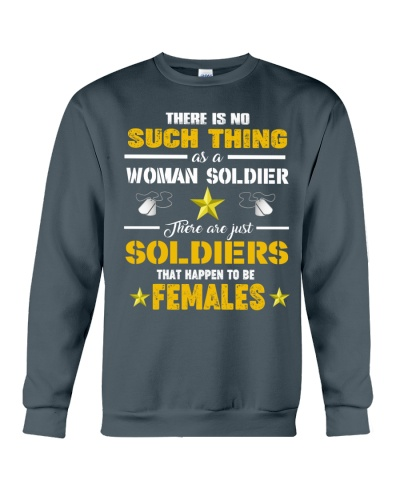 FEMALE SOLDIER EDITION
