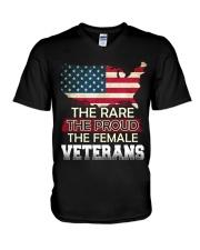 THE RARE THE PROUD V-Neck T-Shirt thumbnail