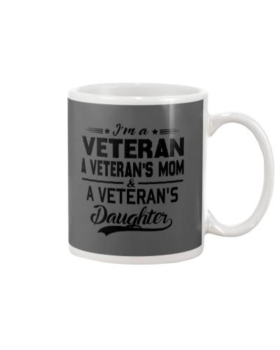 VETERAN VET'S MOM DAUGHTER