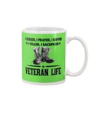 VETERAN LIFE Mug thumbnail