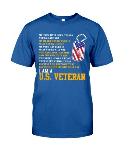 I AM A US VETERAN
