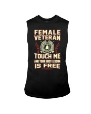FEMALE VETERAN Sleeveless Tee thumbnail