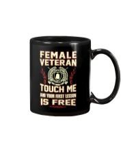 FEMALE VETERAN Mug thumbnail