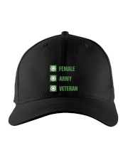 ARMY VETERAN  Embroidered Hat thumbnail