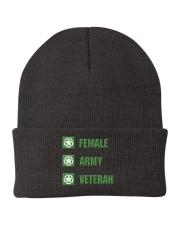 ARMY VETERAN  Knit Beanie thumbnail