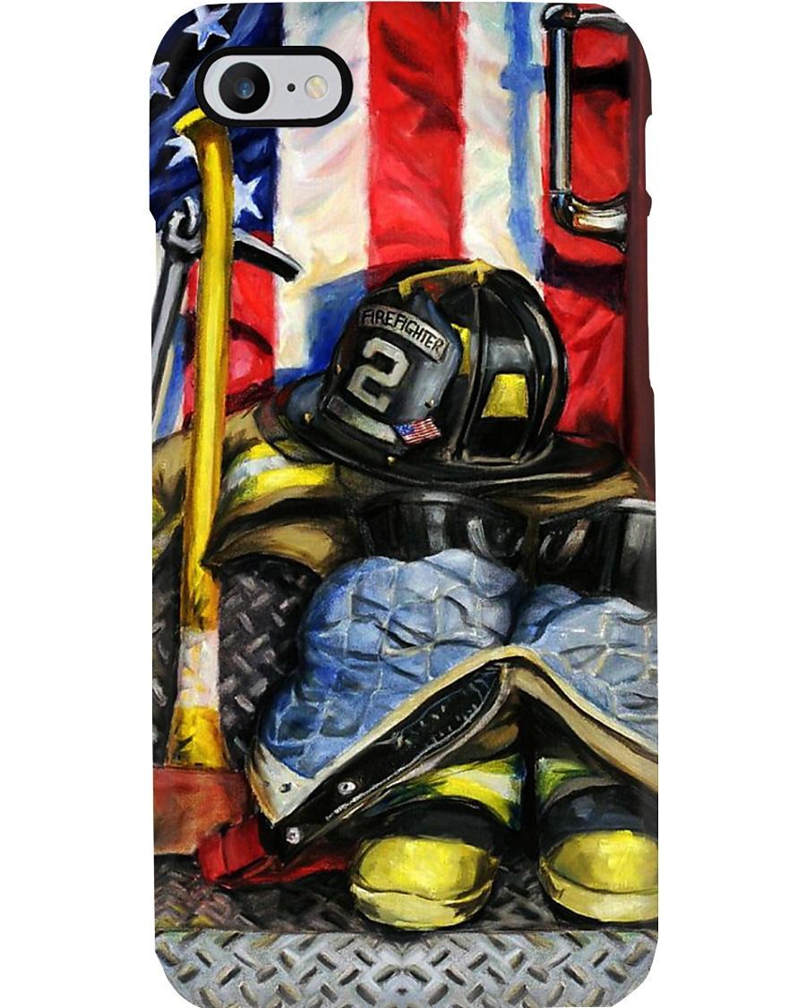 Firefighter Tool Phone Case