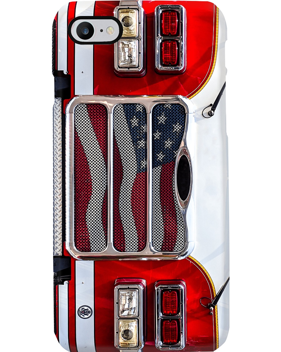Fire Truck Phone Case