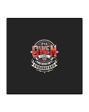 GWEN Square Coaster thumbnail