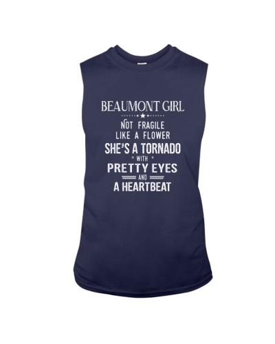Beaumont girl tornado