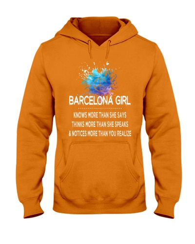 Barcelona girl knows more than