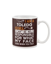 Toledo girl  i cant be held for Mug thumbnail