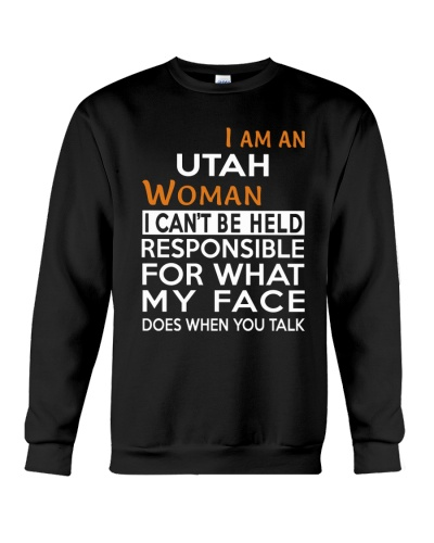 Utah woman  i cant be held for