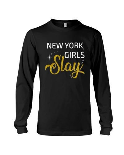 New York girls slay