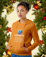 Henderson girl knows more than Hooded Sweatshirt lifestyle-holiday-hoodie-front-4