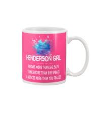 Henderson girl knows more than Mug thumbnail