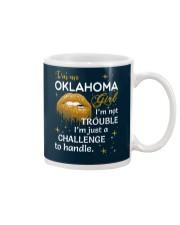 Oklahoma girl im not trouble Mug thumbnail