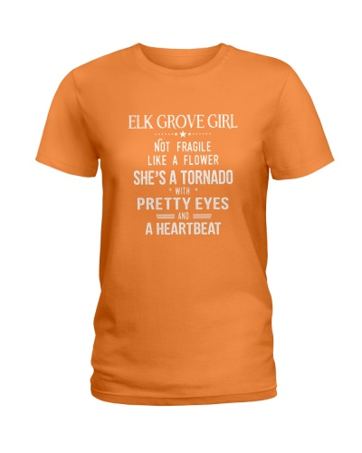 Elk Grove girl tornado