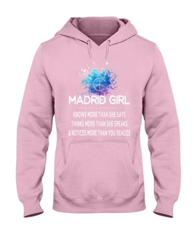 Madrid girl knows more than