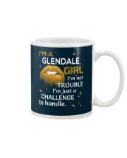 Glendale girl im not trouble Mug thumbnail