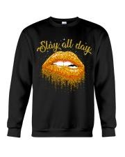SLAY ALL DAY Crewneck Sweatshirt thumbnail