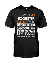 Rochester girl  i cant be held for Classic T-Shirt thumbnail