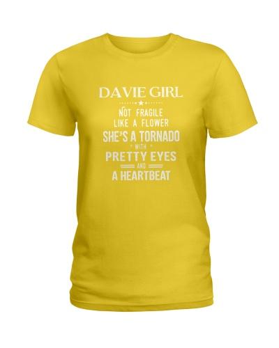 Davie girl tornado