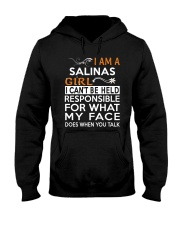 Salinas girl  i cant be held for Hooded Sweatshirt thumbnail