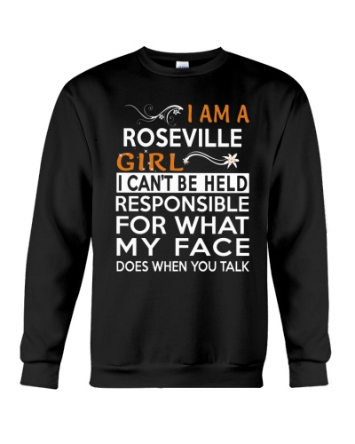 Roseville girl  i cant be held for