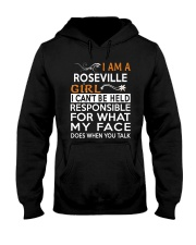 Roseville girl  i cant be held for Hooded Sweatshirt thumbnail