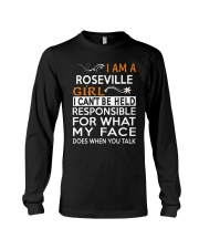 Roseville girl  i cant be held for Long Sleeve Tee thumbnail