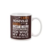 Roseville girl  i cant be held for Mug thumbnail