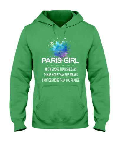Paris girl knows more than