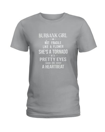 Burbank girl tornado