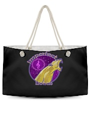 Imperfect Lioness Logo 2020 Weekender Tote tile