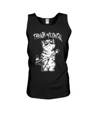 Thrash Meowtal Shirt Unisex Tank thumbnail