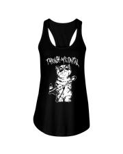 Thrash Meowtal Shirt Ladies Flowy Tank thumbnail