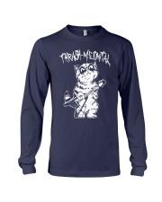 Thrash Meowtal Shirt Long Sleeve Tee thumbnail
