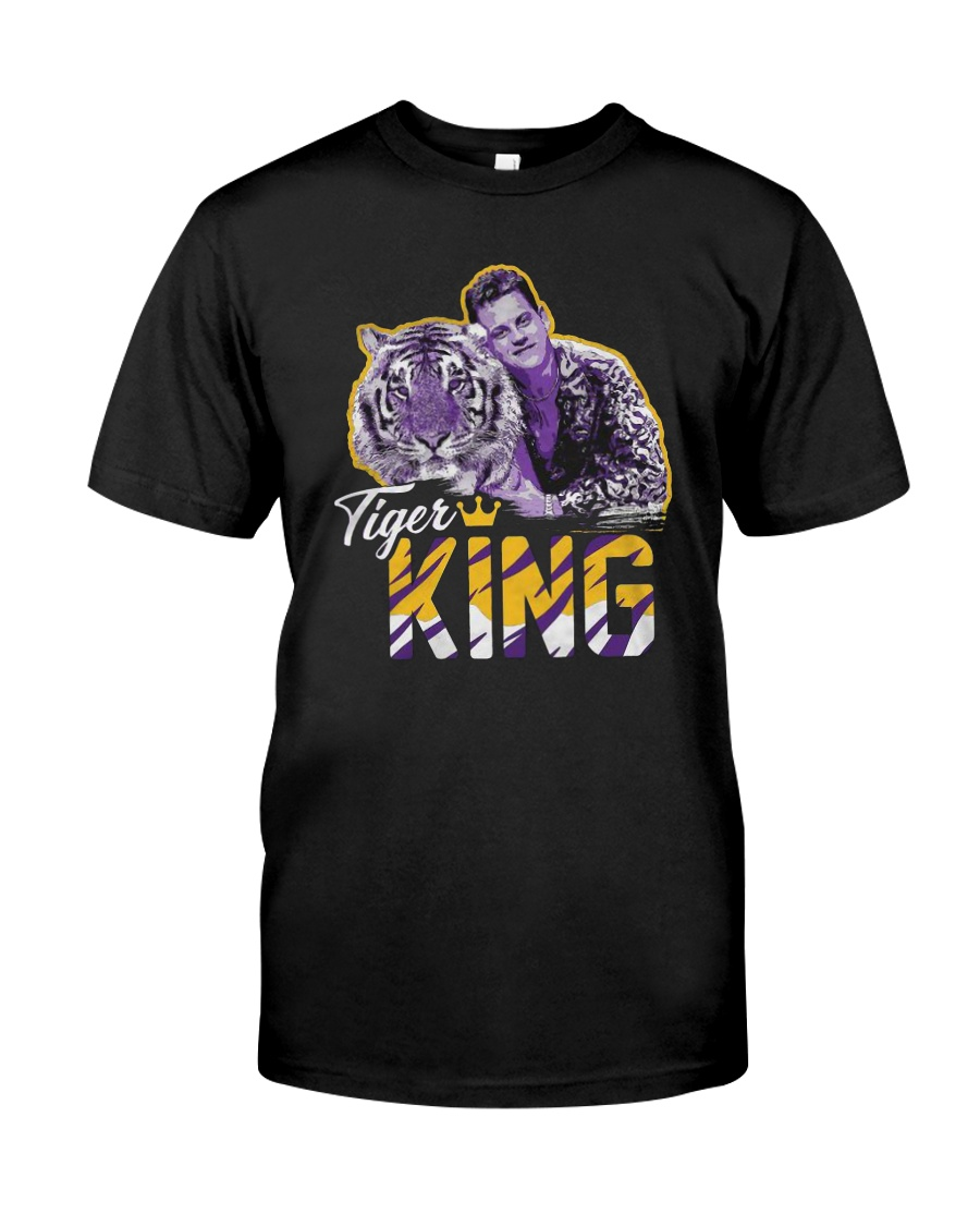 Pardon My Take Tiger King Shirt Classic T-Shirt