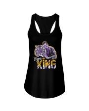 Pardon My Take Tiger King Shirt Ladies Flowy Tank thumbnail