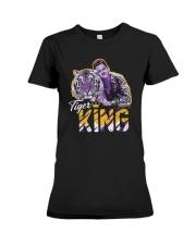Pardon My Take Tiger King Shirt Premium Fit Ladies Tee thumbnail