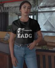Bass Guitar Eadg Shirt Classic T-Shirt apparel-classic-tshirt-lifestyle-05