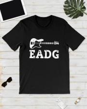 Bass Guitar Eadg Shirt Classic T-Shirt lifestyle-mens-crewneck-front-17