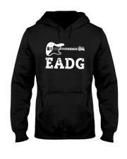 Bass Guitar Eadg Shirt Hooded Sweatshirt thumbnail