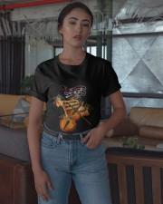 Violin Sheet Shirt Classic T-Shirt apparel-classic-tshirt-lifestyle-05