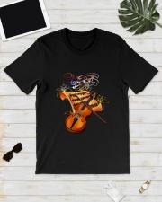 Violin Sheet Shirt Classic T-Shirt lifestyle-mens-crewneck-front-17