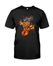 Violin Sheet Shirt Premium Fit Mens Tee thumbnail