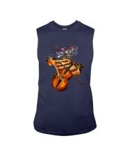 Violin Sheet Shirt Sleeveless Tee thumbnail