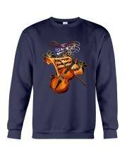 Violin Sheet Shirt Crewneck Sweatshirt thumbnail